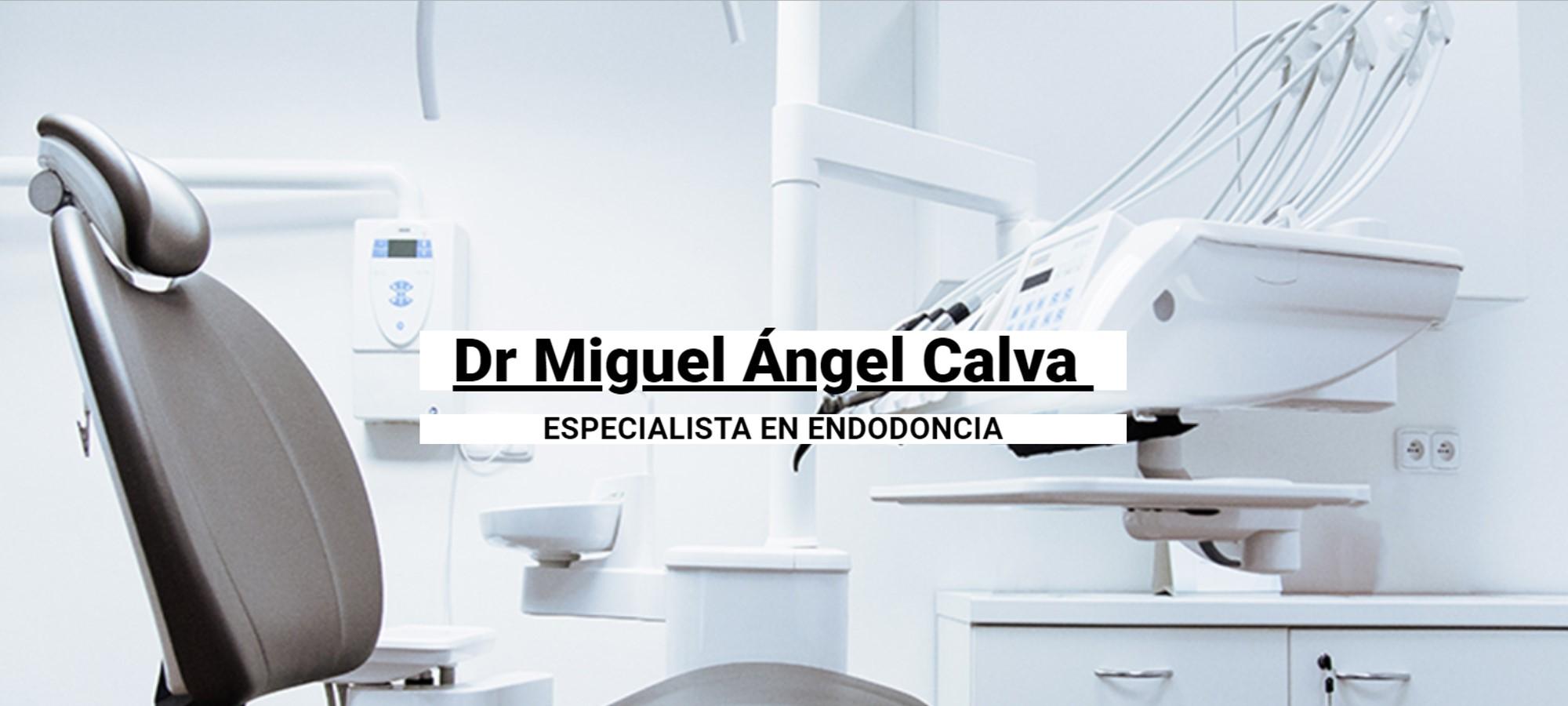 Dr. Miguel Calva